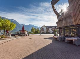 Appartment Resort Walensee, Unterterzen