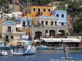 Odyssia, Symi