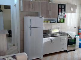 Apartamento - Residencial Aline