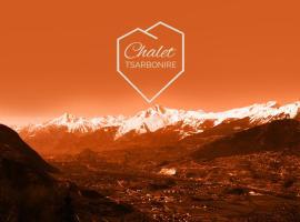 Chalet Tsarbonire, Chalais