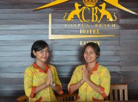 Caspla Beach Hotel Resto and Bar, Nusa Penida