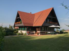 Ferienhaus Neubauer, Spielfeld