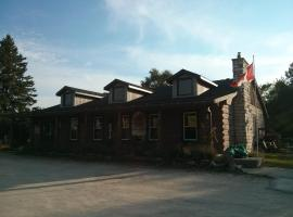 The Spirit Rock Outpost & Lodge, Wiarton