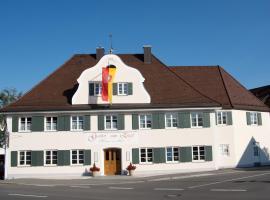 Gasthof Engel, Kaufbeuren