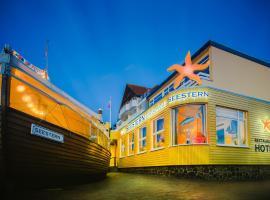 Hotel Restaurant Seestern, Heiligenhafen
