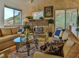 Sedona's Oak Creek Canyon Holiday Home, Indian Gardens