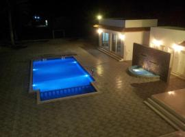 The Pearl Farm Chalet, Barka