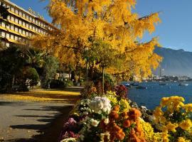 Royal Plaza Montreux & Spa, Montreux