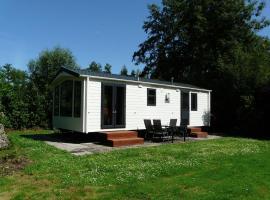 Holiday home Chaletpark De Visotter, Woerdense Verlaat