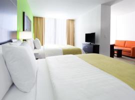 LQ Hotel by La Quinta Puebla Palmas Angelopolis, Puebla