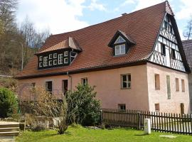Holiday home Weiãÿenbrunn, Schleyreuth