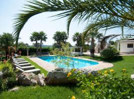 Holiday home Trulli Oleandro, La Correggia