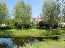 Holiday home Tulpenveld, Castricum