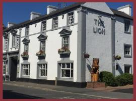 The Lion Hotel, Belper