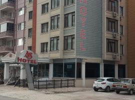 As Hotel, Afyon