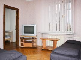 ALLiS-HALL Apartaments at Voevodina 4 (third floor)