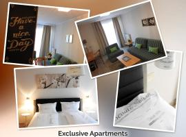 Exclusive Holiday Apartments, Villach