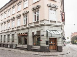 Hotel Bishops Arms Lund, Lundur