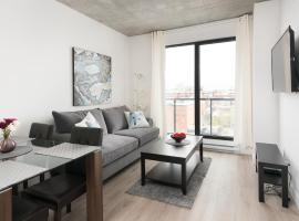 Panoramic 2-Bedroom Apartment Griffintown