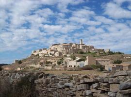 Rural Horizons on La Ruta del Cister, Forés