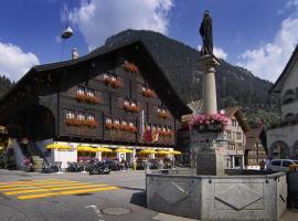 Hotel Alte Post, Wassen