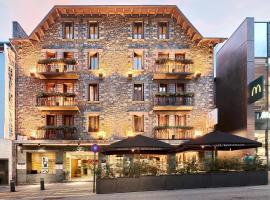 Hotel de l'Isard, Andorra la Vella