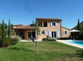 Villa Domaine Les Rives De L Ardeche 3, Валлон-Пон-д'Арк
