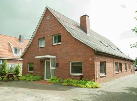 Holiday home Gruppenhaus An Der Nordsee 1, Noihausas prie Ostės