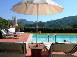 Tenuta La Fratta Apartments, Bagni di Lucca