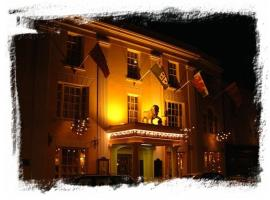 The White Lion Hotel, Upton upon Severn