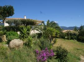 Villa Blanche, Orcino