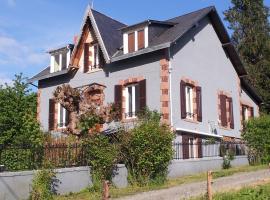 Holiday home Les Buissonnets 2, Saint-Honoré-les-Bains