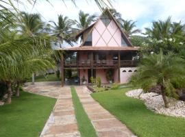 Casa Praia do Coqueiro, Luis Correia
