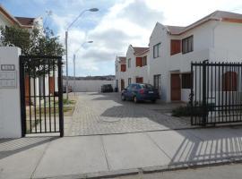 Saqqara 4, Coquimbo