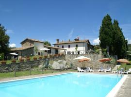 Villa La Capella Due, Parnacciano