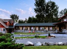 Adirondack Spruce Lodge, Wilmington