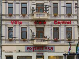 Villa Central, Constanţa