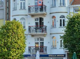 Hotel Aan Zee, De Panne