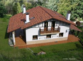 Villa Ipar Haizea, Lasarte