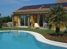 Villa Jardin, Tacoronte