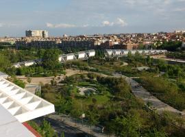 Apartamento Parque Madrid Rio