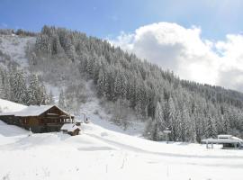 La Chanterelle - Mountain Lodge, La Côte d'Arbroz