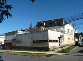 Hostel Keoken, Punta Arenas