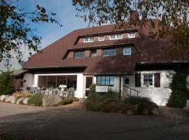Badisches Landhaus, Schluchsee