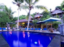 Song Lambung Beach Huts, Lembongan