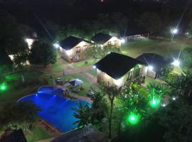 Cabañas Castillo Iguazu