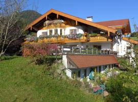 Pension Berghof, Brannenburg