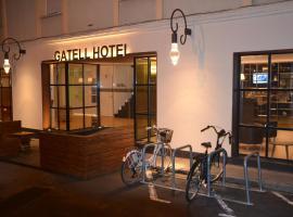 Gatell Hotel, Vilanova i la Geltrú