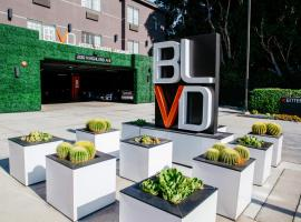 The BLVD Hotel & Suites