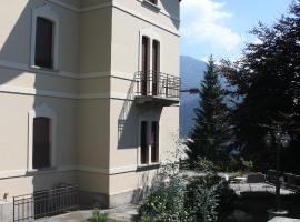 Villa Emilia, Craveggia